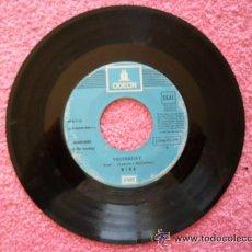 Discos de vinilo: MINA 1971 ODEÓN 93197 NON CREDERE SOLO DISCO SIN CONTENEDOR. Lote 44297466