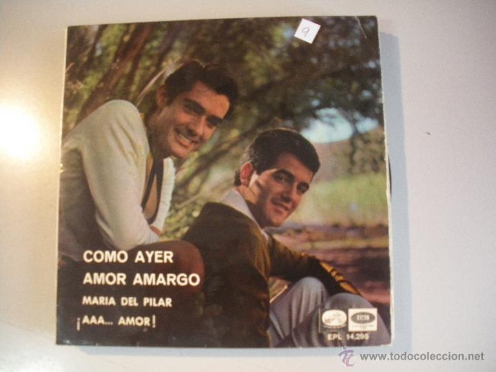 MAGNIFICO SINGLE DEL DUO DINAMICO (Música - Discos de Vinilo - Maxi Singles - Grupos Españoles de los 70 y 80)