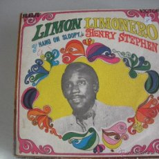 Discos de vinilo: MAGNIFICO SINGLE DE - HENRY - STEPHEN -. Lote 44319619