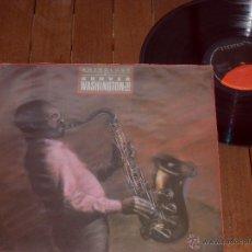 Discos de vinilo: GROVER WASHINGTON, JR. LP. ANTHOLOGY OF GROVER WASHINGTON JR. MADE IN SPAIN. 1985. Lote 44320170