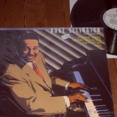 Discos de vinilo: DUKE ELLINGTON. LP. THE PRIVATE COLLECTION. VOLUME THREE. MADE IN GERMANY. 1988. Lote 44320268