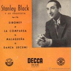 Discos de vinilo: STANLEY BLACK Y SU ORQUESTA, EP, SIBONEY + 3, AÑO 1959. Lote 44321200