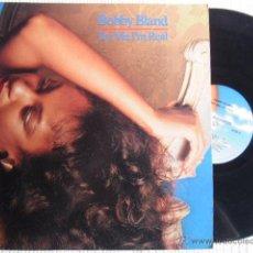 Discos de vinilo: BOBBY BLAND - '' TRY ME, I'M REAL '' VINYL LP ORIGINAL USA. Lote 44321715