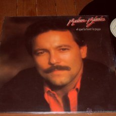 Discos de vinilo: RUBEN BLADES LP EL QUE LA HACE LA PAGA. MADE IN SPAIN. 1989. Lote 44322031