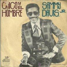 Discos de vinilo: SAMMY DAVIS JR. SINGLE SELLO 20 CENTURY AÑO 1975. Lote 44328037