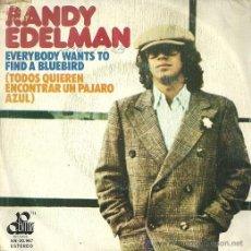 Discos de vinilo: RANDY EDELMAN. SINGLE SELLO 20 CENTURY AÑO 1975. Lote 44328055