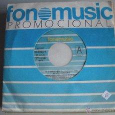 Discos de vinilo: MAGNIFICO SINGLE DE - SILVIO RODRIGUEZ -. Lote 98373208