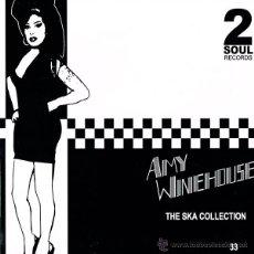 Discos de vinilo: AMY WINEHOUSE LP THE SKA COLLECTION (RAREZAS ED LIMITADA COLECCIONISTA). Lote 101670274