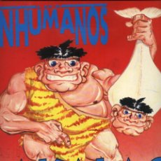 Discos de vinilo: INHUMANOS - BAKALAO MIX . Lote 44342932