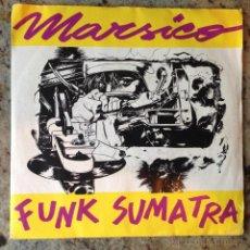 Discos de vinilo: MARSICO - FUNK SUMATRA . SINGLE . 1984 DISCOMAGIC RECORDS ITALY - NP 216 . Lote 44345012