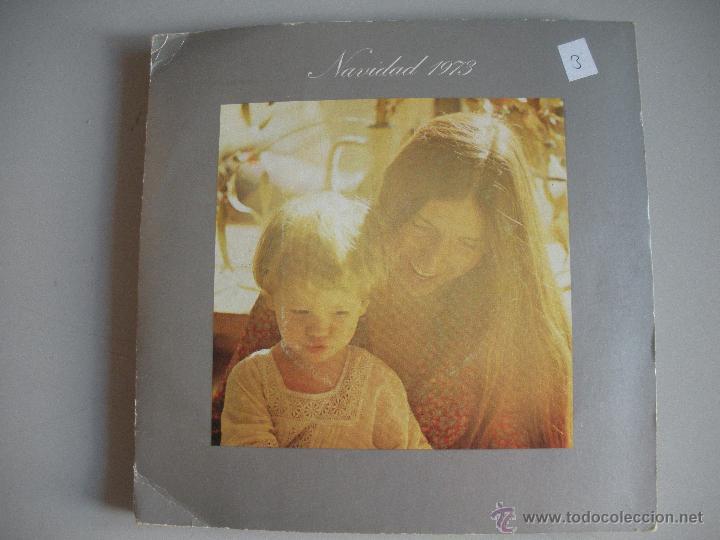 MAGNIFICO SINGLE DE CANCIONES DE NAVIDAD - (Música - Discos - Singles Vinilo - Música Infantil)