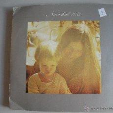 Discos de vinilo: MAGNIFICO SINGLE DE CANCIONES DE NAVIDAD -. Lote 44347094