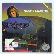 Discos de vinil: SANDY MARTON - 'PEOPLE FROM IBIZA' (MAXI SINGLE VINILO). Lote 44348567