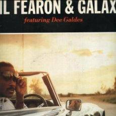 Discos de vinilo: PHIL FEARON & GALAXY FEATURING DEE GALDES - THIS KIND OF LOVE / SHARING LOVE . Lote 44351855