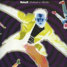 Discos de vinilo: RELAX - DEDÍCATE A BAILAR . Lote 44352405