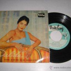 Discos de vinilo: EP DALIDA LES GITANS 4 CANCIONES. Lote 44363142