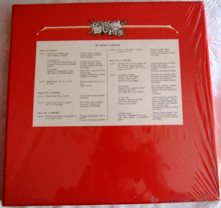 """Discos de vinilo: La Gran Música """"De Rossini a Wagner"""". Edita Deutsche Grammophon. La caja contiene 4 discos grandes - Foto 3 - 44365019"""