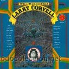 Discos de vinilo: LARRY CORYELL - THE ESSENTIAL. Lote 44382866