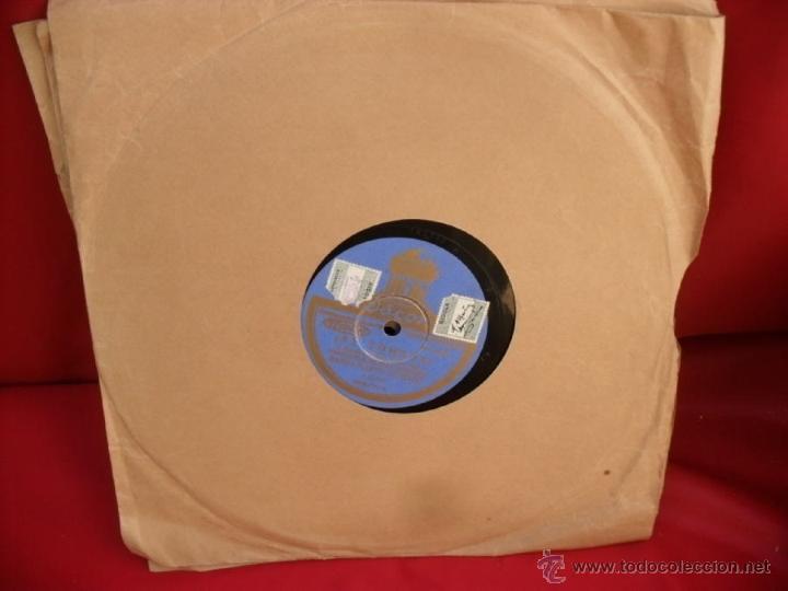DISCO GRAMOFONO,PIZARRA,25 CM,AY TOMASA Y YO QUIERO VER CHICAGO (Música - Discos - Singles Vinilo - Clásica, Ópera, Zarzuela y Marchas)