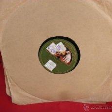 Discos de vinilo: DISCO GRAMOFONO,PIZARRA,25 CM,POR SI LAS MOSCAS,PERLITA GRECO. Lote 44392875