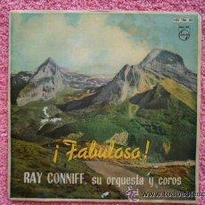 Discos de vinilo: BESAME MUCHO RAY CONNIFF SU ORQUESTA Y COROS 1960 PHILIPS 435106 BE FABULOSO DISCO VINILO. Lote 44396341