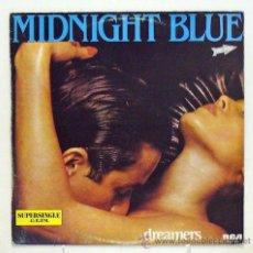 Discos de vinilo: MIDNIGHT BLUE - 'DREAMERS' (MAXI SINGLE VINILO) - PEDIDO MÍNIMO 8€. Lote 44396545