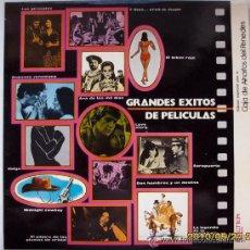 Discos de vinilo: GRANDES EXITOS DE PELICULAS (BELTER-1971). Lote 44418268