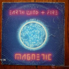 Discos de vinilo: EARTH WIND AND FIRE - MAGNETIC + SPEED OF LOVE . Lote 44426352