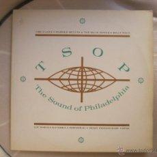 Discos de vinilo: TSOP-THE SOUND OF PHILADELPHIA- EDICIÓN INGLESA!!!. Lote 44429812