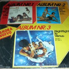 Discos de vinilo: BONEY M - RIOS DE BABILONIA - SINGLE ARIOLA. Lote 131945014