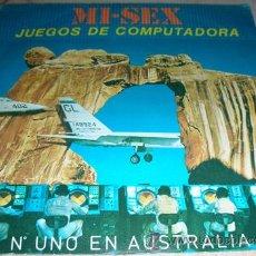 Discos de vinilo: MI-SEX - COMPUTER GAMES - SINGLE CBS 1979. Lote 44430303