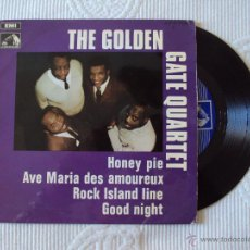 Discos de vinilo: GOLDEN GATE QUARTET, THE - HONEY PIE +3 (EMI 1969) SINGLE EP ESPAÑA - THE BEATLES. Lote 44433118