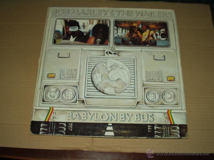 BOB MARLEY LP DOBLE BABYLON BY BUS (Música - Discos - LP Vinilo - Reggae - Ska)