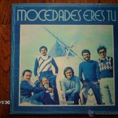 Discos de vinilo: MOCEDADES - ERES TU - EDICIÓN CANADIENSE. Lote 44435385