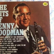 Discos de vinilo: LP BENNY GOODMAN-THE HITS OF. Lote 44436094