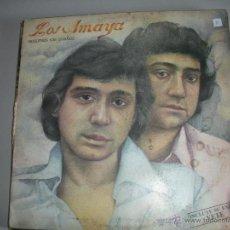Discos de vinilo: MAGNIFICO LP DE - LOS AMAYA -. Lote 44436551