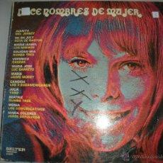 Discos de vinilo: MAGNIFICO LP DE - DOCE NOMBRE DE MUJER -. Lote 44436607