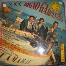 Discos de vinilo: MAGNIFICO LP DE - DIGNO - GARCIA -. Lote 44436624