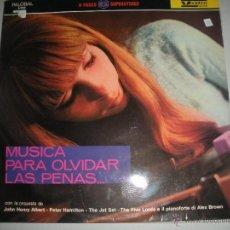 Discos de vinilo: MAGNIFICO LP DE JOHN - HENRY - ALBERT -. Lote 44437022