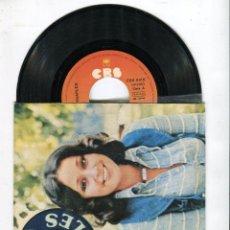 Discos de vinilo: TINA CHARLES ENAMORARSE EN VERANO CBS AÑO 1977. Lote 44442736