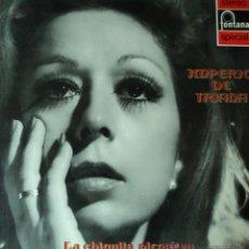 Discos de vinilo: IMPERIO DE TRIANA - LA CHIQUITA PICONERA - EDICIÓN DE 1972 DE ESPAÑA. Lote 44447002