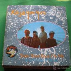 Discos de vinil: KAJAGOOGOO–TURN YOUR BACK ON ME(EXTENDED MIX) MAXI. Lote 44454749