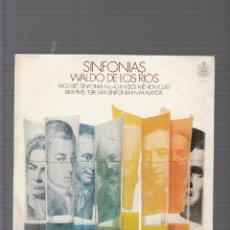 Discos de vinilo: WALDO RIOS. Lote 44455666