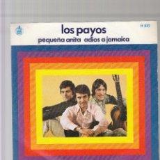 Discos de vinilo: LOS PAYOS. Lote 44457490