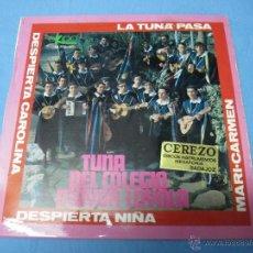 Discos de vinilo: EP SINGLE TUNA UNIVERSITARIA DE BARCELONA 1967. Lote 44459594