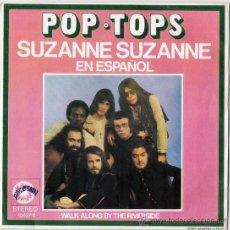 Discos de vinilo: POP.TOPS-SUZANNE SUZANNE EN ESPAÑOL. Lote 44461443