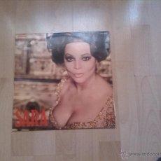 Discos de vinilo: SARA MONTIEL. Lote 44463768