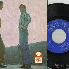 Discos de vinilo: DUO DINAMICO EP LINA,TU,UN DIA LLEGARA,A MONICA ESPAÑA 1967 /2. Lote 44468457