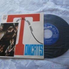 Discos de vinilo: THE TOMCATS 7´SG. PAINT IT BLACK / MONDAY MONDAY (1967) COMO NUEVO -COLECCION. Lote 44470891