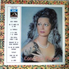 Discos de vinilo: CONCHITA PIQUER - OJOS VERDES - EDICIÓN DE 1968 DE ESPAÑA. Lote 44475662